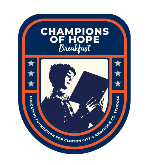 Champions of Hope Breakfast logo