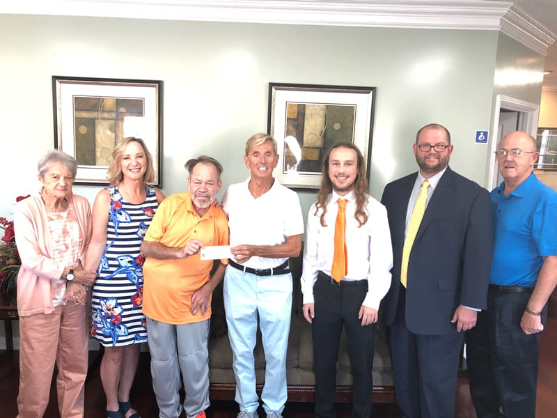 2019 Fagan/Parke Scholarship Recipient